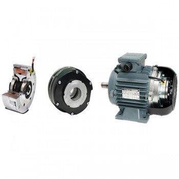 Elektromanyetik Frenli Motorlar